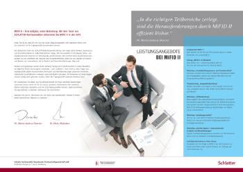 Textagentur Mahnketing - Broschürentext